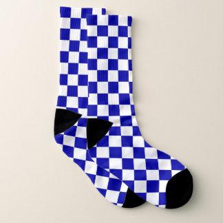 Blue Checkered 1