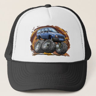 Blue_Cherokee Trucker Hat