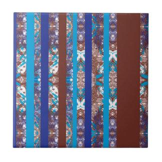 blue chestnut ceramic tile