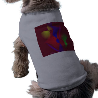 Blue Chocolate Doggie T Shirt