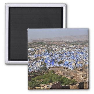 Blue City viewed from Mehrangarh Fort / Jodhpur, Magnet
