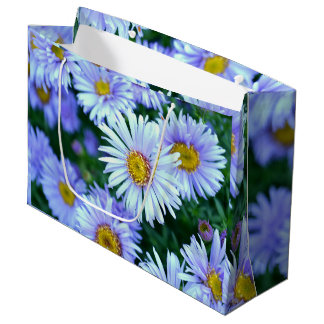 Blue Claire Large Gift Bag