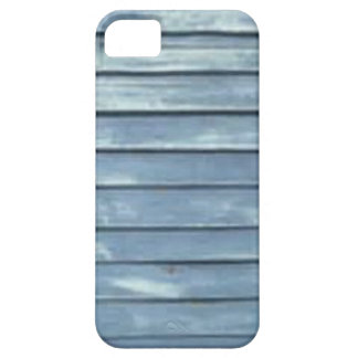 Blue Clapboard iPhone 5 Cover