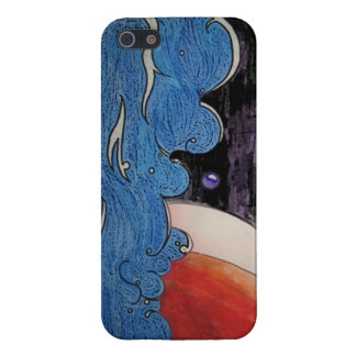 Blue Cloud Atmosphere iPhone 5 Cover