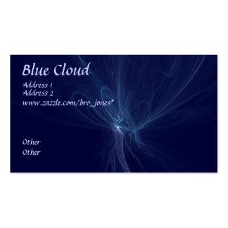 Blue Cloud Business Card