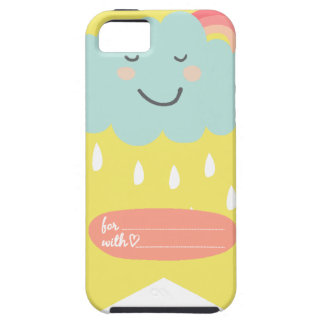 Blue Cloud - Relaxed - Gift Case For The iPhone 5