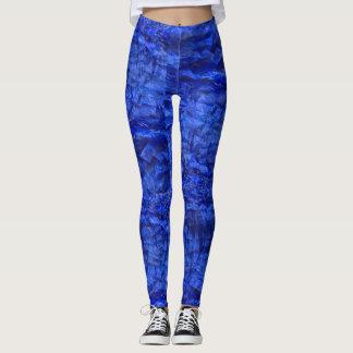 Blue Cobalt Leggings