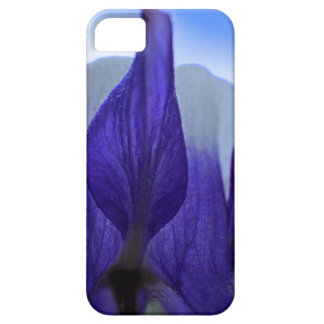 Blue Columbine iPhone 5 Cover