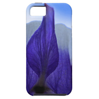 Blue Columbine iPhone 5 Covers