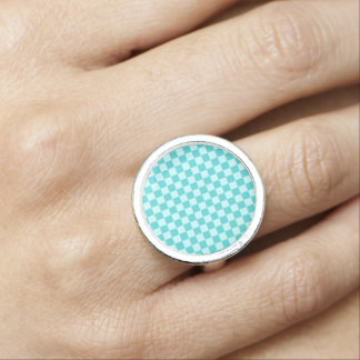 Blue Combination Classic Checkerboard by STaylor