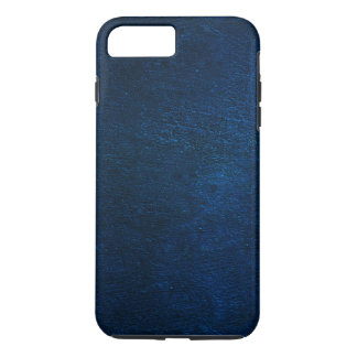 Blue Concrete Creation iPhone 7 Plus Case
