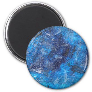 Blue Cosmos #1 Magnet