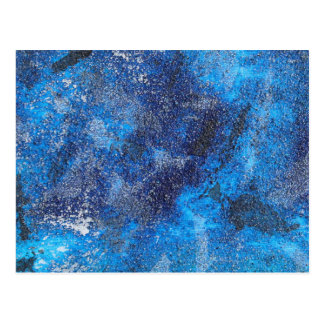 Blue Cosmos #1 Postcard