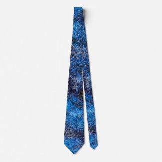 Blue Cosmos #1 Tie