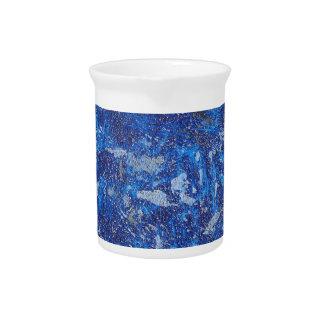 Blue Cosmos #2 Pitcher