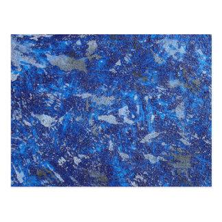 Blue Cosmos #2 Postcard