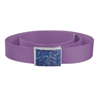 Blue Cosmos #3 Belt