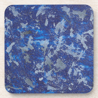 Blue Cosmos #3 Coaster