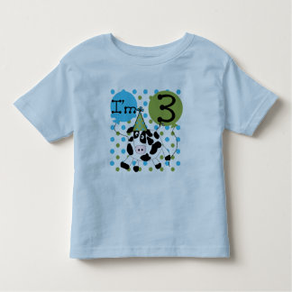 Blue Cow 3rd Birthday Tshirts and Gifts