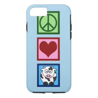 Blue Cow iPhone 8/7 Case
