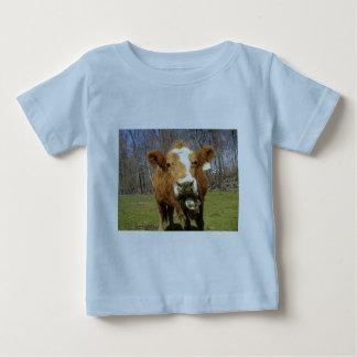 Blue Cow Shirt