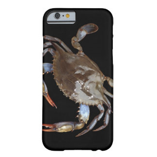 Blue Crab Barely There iPhone 6 Case