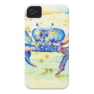 Blue Crab Case-Mate iPhone 4 Case