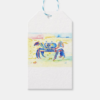 Blue Crab Gift Tags