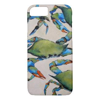 Blue Crab iPhone 7 case