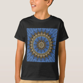 Blue Crab Mandala T-Shirt