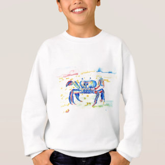 Blue Crab Sweatshirt