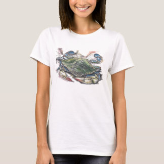 Blue Crab Women's T-Shirt