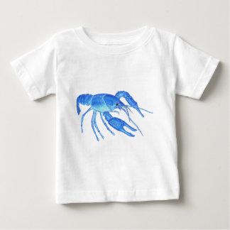 Blue Crawfish Baby T-Shirt