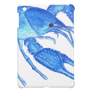 Blue Crawfish iPad Mini Cases