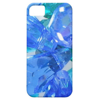 Blue Crystal Collection iPhone 5 Covers