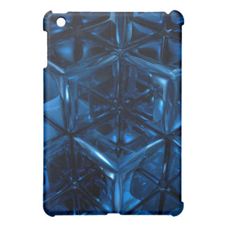 Blue cubes iPad Speck Case iPad Mini Case