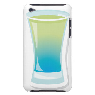Blue Curacao shotglass Barely There iPod Covers