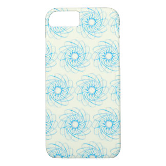 Blue curves iPhone 8/7 case