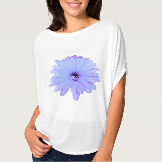 Blue Daisy accent T-Shirt