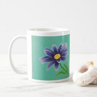 """Blue Daisy"" Mug"