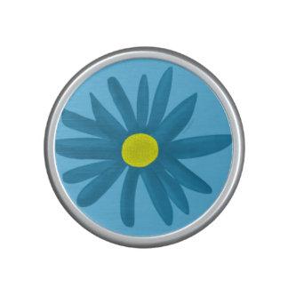 Blue Daisy Speaker