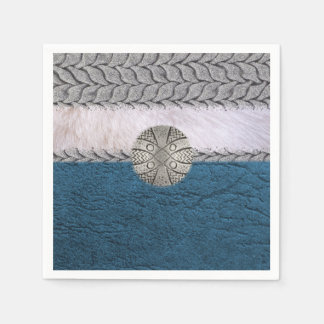 Blue Darling papers towels Disposable Napkins