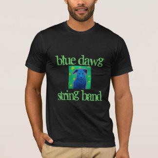 BLUE DAWG STRING BAND T-shirt