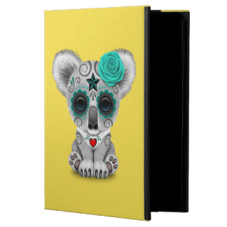 Blue Day of the Dead Baby Koala Powis iPad Air 2 Case