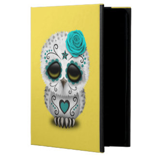 Blue Day of the Dead Baby Owl Powis iPad Air 2 Case