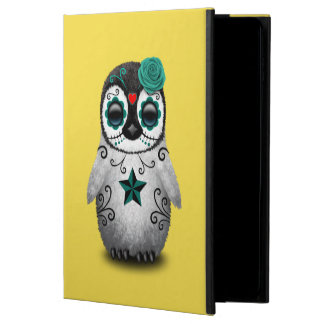 Blue Day of the Dead Baby Penguin Powis iPad Air 2 Case