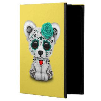 Blue Day of the Dead Baby Polar Bear Powis iPad Air 2 Case