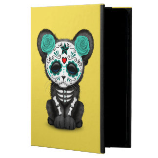 Blue Day of the Dead Black Panther Cub Powis iPad Air 2 Case