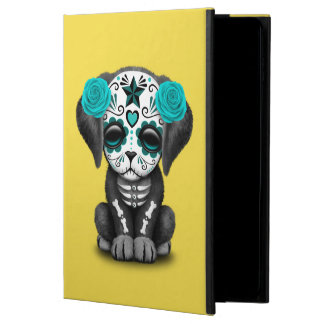 Blue Day of the Dead Puppy Dog Powis iPad Air 2 Case