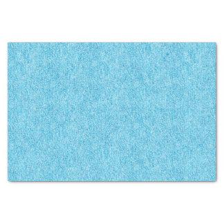 Blue Denim Texture Tissue Paper